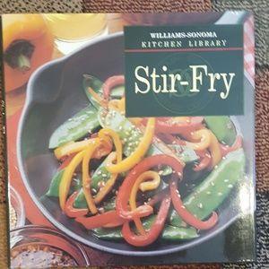 Williams Sonoma Cookbook - Stir-Fry